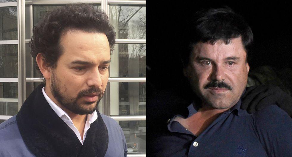 """Alejandro Edda también aseguró que tiene """"sentimientos encontrados"""" hacia """"El Chapo"""" y su proceso. (Foto: AFP)"""