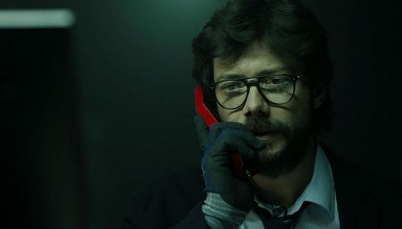 """""""La casa de papel"""": Álvaro Morte asegura tener """"muchísimos proyectos gracias al Profesor"""". (Foto: Netflix)"""