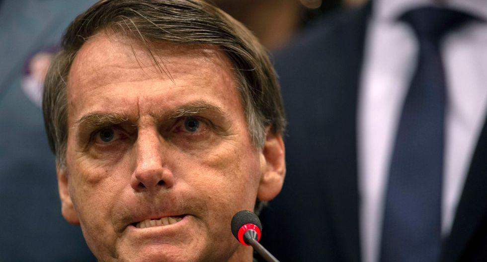 Brasil: El 43% de los brasileños no confía en las declaraciones de Jair Bolsonaro. (AFP)