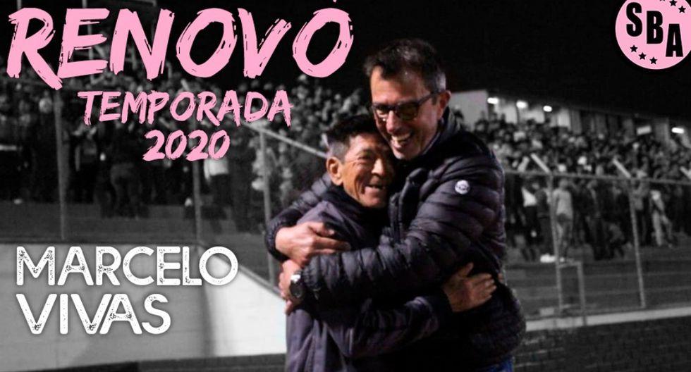 Marcelo Vivas estará en Sport Boys por toda la próxima temporada. (Foto: Sport Boys)