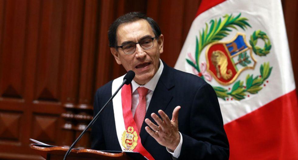 El presidente Martín Vizcarra viajó a Estados Unidos para participar en la Asamblea General de las Naciones Unidas. (Foto: GEC)