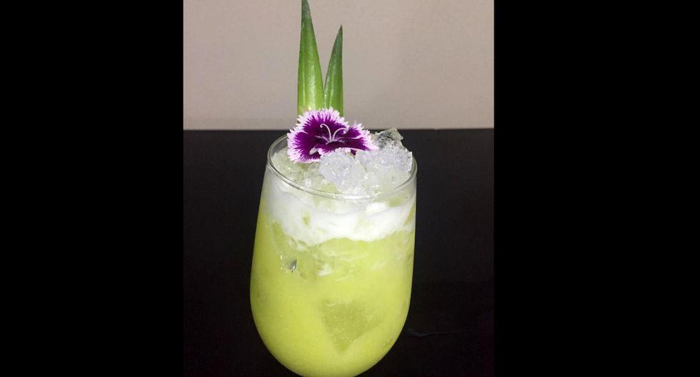Asian tropical. (Foto: Difusión)