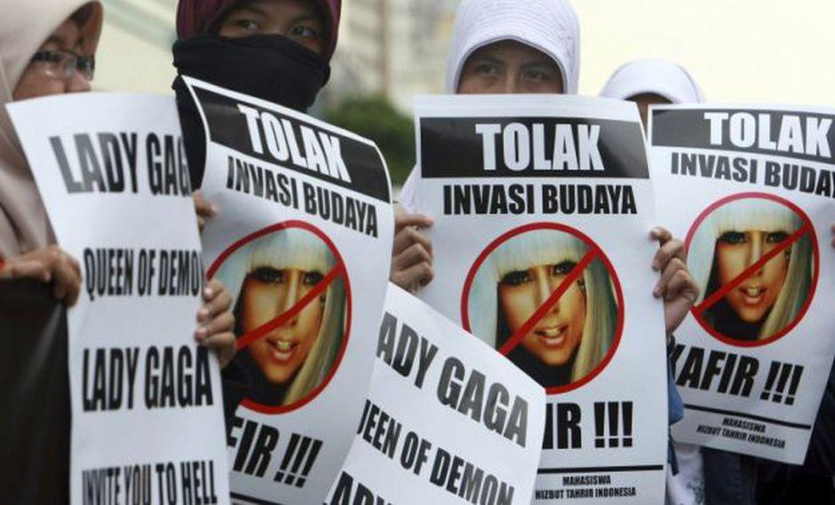 No pudo más: Lady Gaga cancela el concierto en Yakarta por amenazas