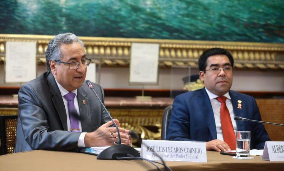 """Lecaros: """"Lamentablemente"""" Martín Vizcarra fue elegido para presidir consejo de reforma judicial"""
