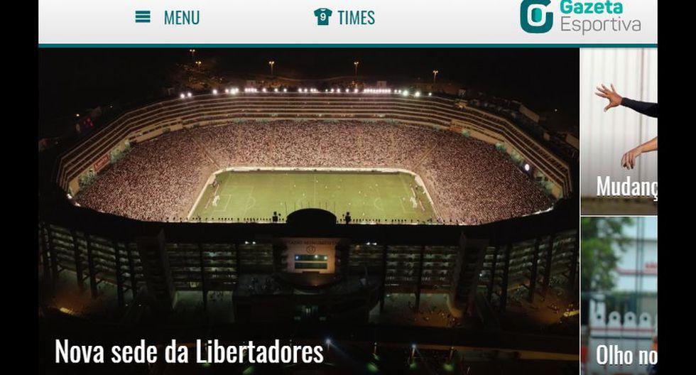 Gazeta Esportiva (Brasil).