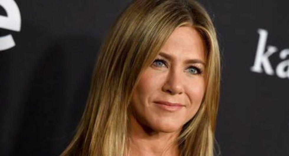 Jennifer Aniston y los rumores de su embarazo. (AFP)