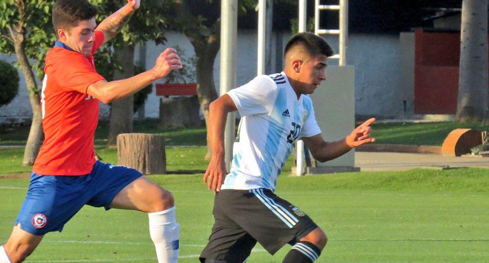 Argentina enfrenta este domingo a Paraguay por el Sudamericano Sub 20 Chile 2019. (Foto: Twitter @Argentina)