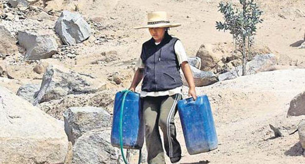 Yaqua destina el 100% de sus utilidades a fi nanciar proyectos de ONG que trabajan por el acceso al agua. (Foto: USI)