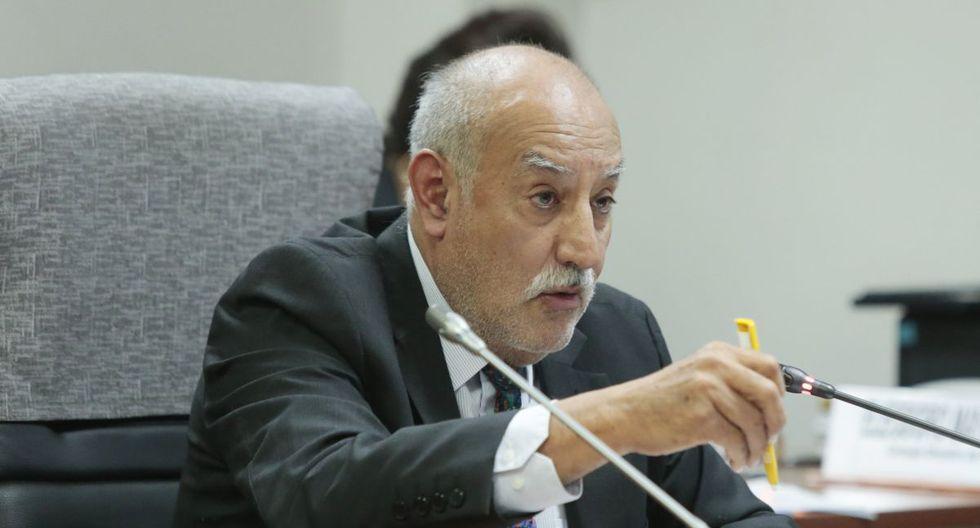 Eleodoro Mayorga negó las acusaciones en su contra y aseguró que puede probar que no ha obstaculizado a la justicia. (Foto: GEC)