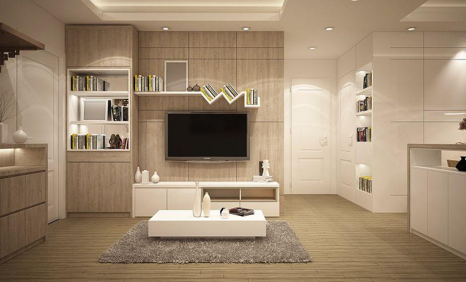Llena de calma y tranquilidad tu casa pintándola con colores tierra
