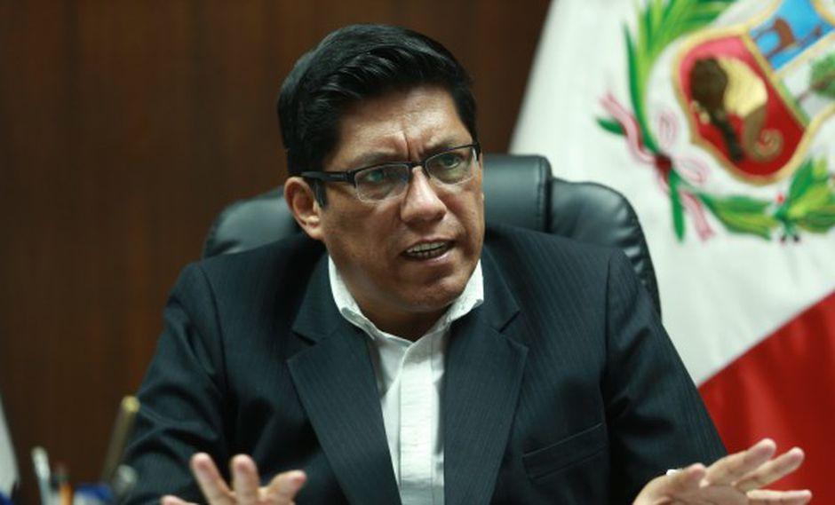 Zeballos también explicó que la solicitud de extradición contra Alejandro Toledo por el caso Ecoteva es un proceso paralelo. (Foto: GEC)