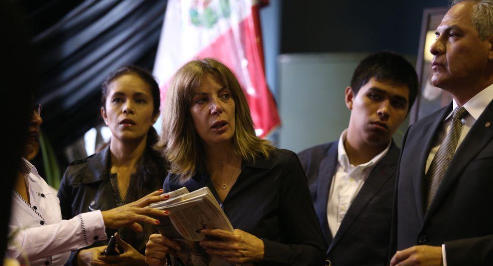 La fiscalía allanó el inmueble de Roxanne Cheesman ubicado en la playa Los Cocos, tras las declaraciones de Luis Nava. (Foto: GEC)