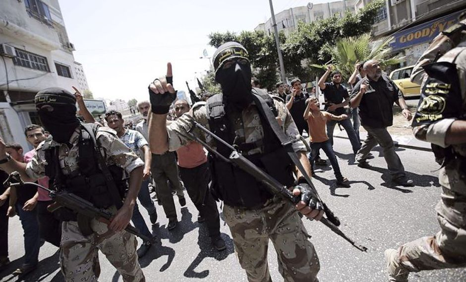 Hamas arresta en Gaza a palestinos acusados de colaborar con Israel