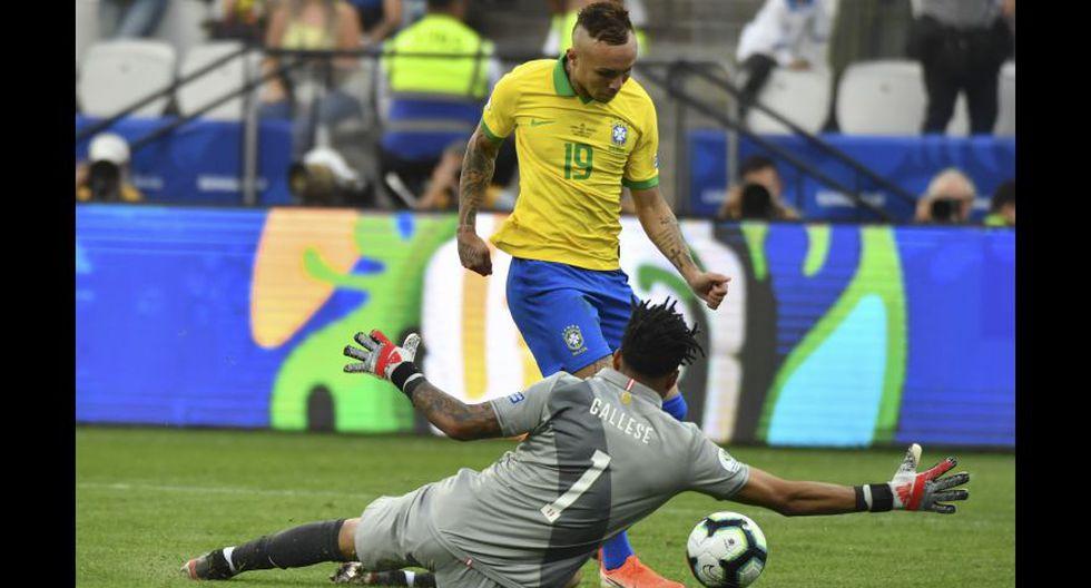 Everton. (Foto: AFP)