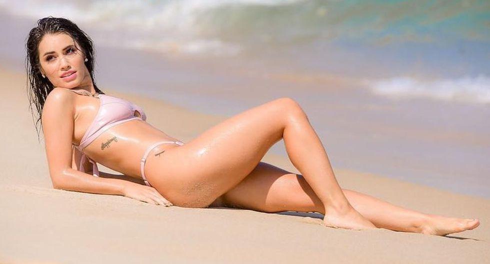 La actriz y cantante Lali Espósito sorprendió a todos con su sensual fotografía. (Foto: @laliespositoo)