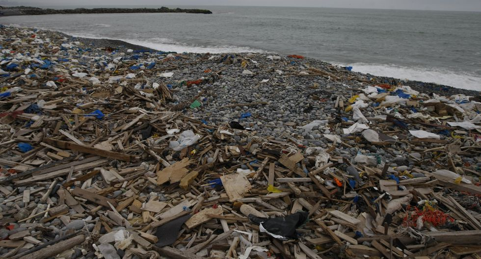 Congreso aprueba proyecto que sancionar a los que ensucien playas, ríos y áreas naturales (Foto: GEC)