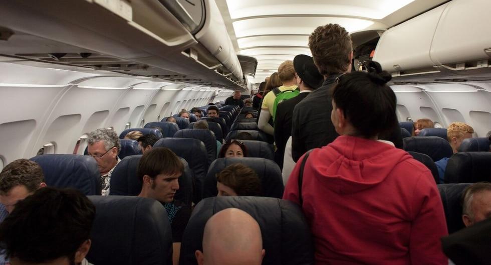 La identidad de la mujer que desató el pánico dentro de la cabina de un avión no fue revelada. (Foto: Pexels/Referencial)