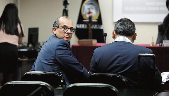 Luis Miguel Castlla afronta un pedido de prisión preventiva por el caso Gasoducto. (Foto: GEC)