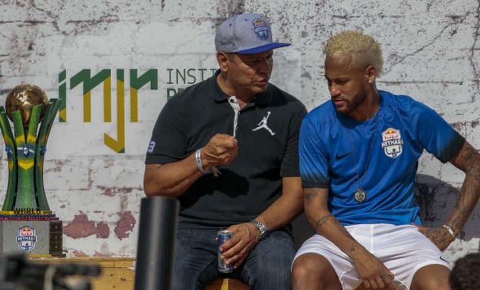 Roban entrevista exclusiva en la que Neymar habló sobre su futuro