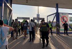 Se restringirá el ingreso de niños y ancianos al Gran Mercado Mayorista de Lima