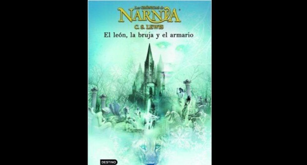 Las crónicas de Narnia: El león, la bruja y el ropero de Clive Staples Lewis.  (Foto: Planeta)