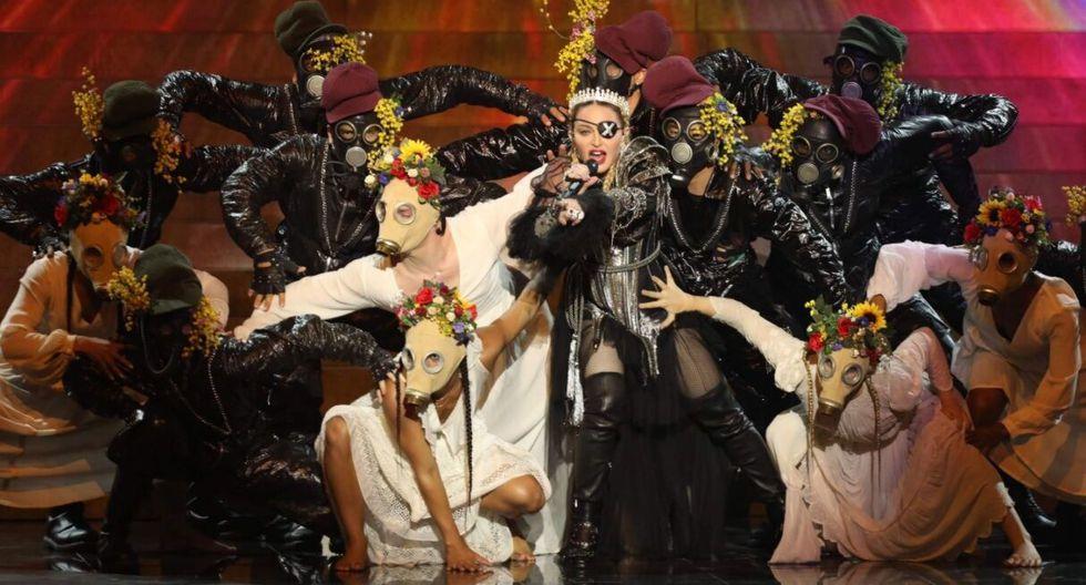 """""""Madam X"""" es el décimo disco de estudia que realiza la cantante. (Foto: EFE)"""
