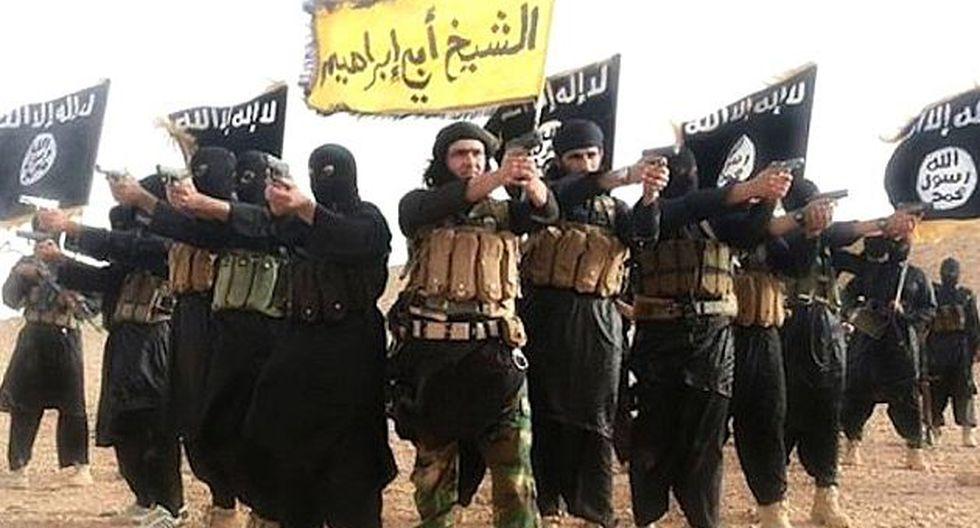 Estado Islámico (Captura de pantalla)