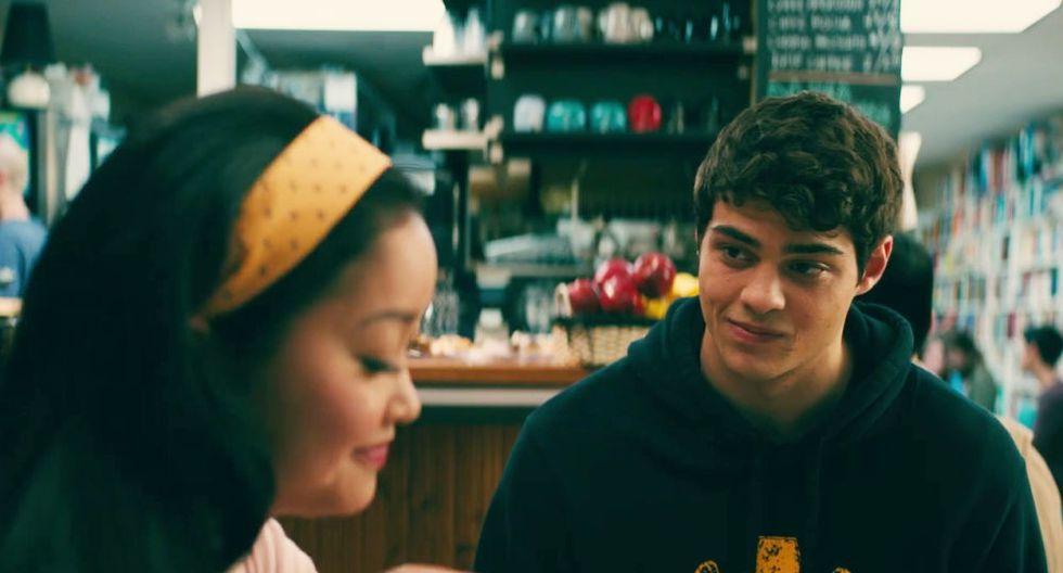 """Noah Centineo y Lana Condor regresan completamente enamorados en la secuela """"To All The Boys: P.S. I Still Love You' (Foto: Netflix)"""