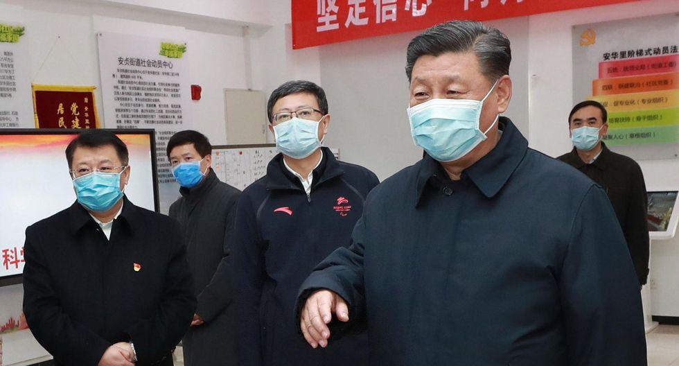 La visita del mandatario chino a la ciudad de Wuhan no había sido anunciada. (EFE/Referencial).