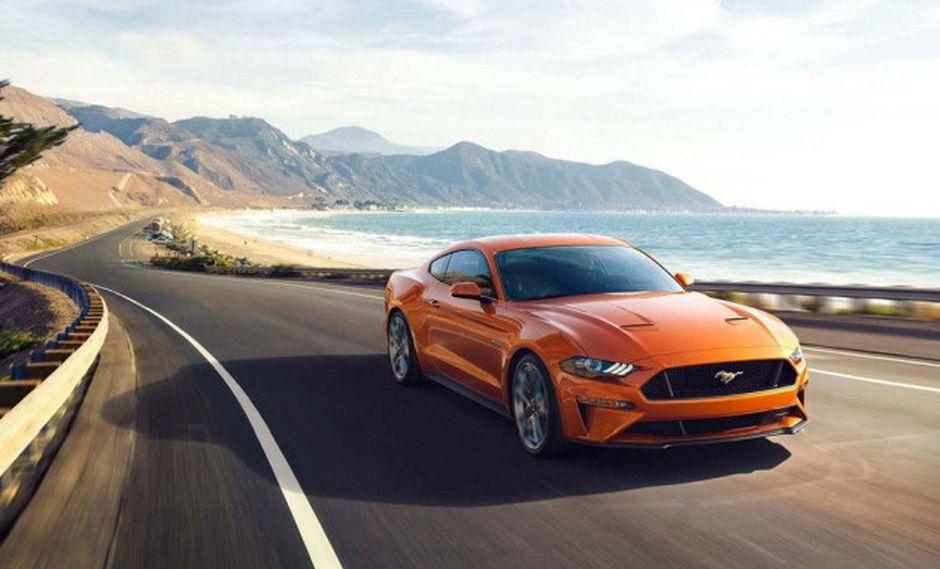 El icónico Ford Mustang cumple 55 años desde su creación
