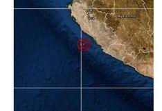 Ica: sismo de magnitud 4,6 se reportó en Nazca esta tarde, señala IGP