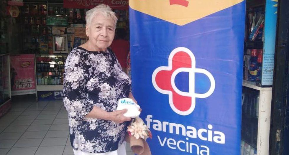 Desde su lanzamiento, Farmacia Vecina atendió 4,546 recetas, beneficiando a 1,289 asegurados.