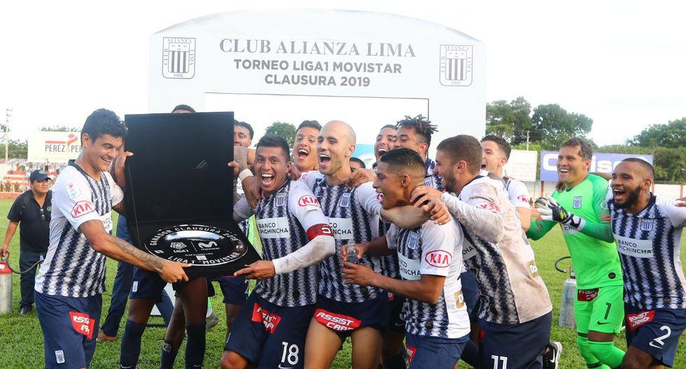 Con la obtención del Clausura, Alianza Lima jugará una semifinal contra Sporting Cristal para determinar al rival de Binacional en la final por el título nacional. (Foto: GEC / Francisco Neyra)