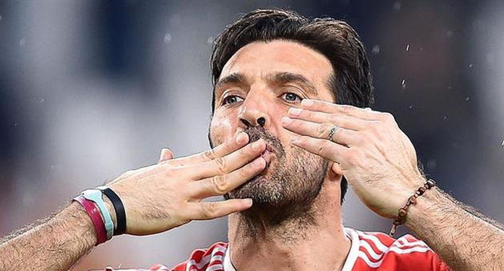 Buffon, la leyenda de la portería italiana dice adiós a Juventus y selección. Foto: EFE