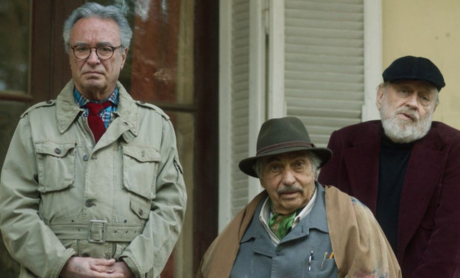 Cine: 'El cuento de las comadrejas', cinta dirigida por Juan José Campanella se estrena en Perú