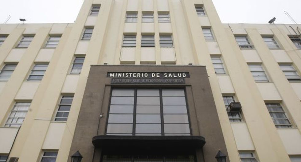 Ministerio de Salud, foto referencial. (Foto: USI)