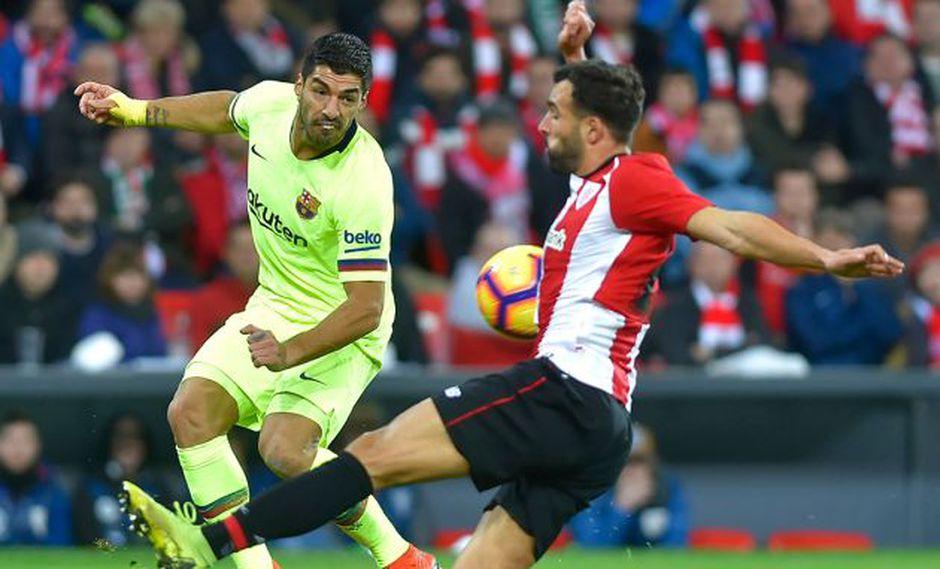 Barcelona visitará a Athletic Club en el debut de LaLiga Santander. (Foto: AFP)
