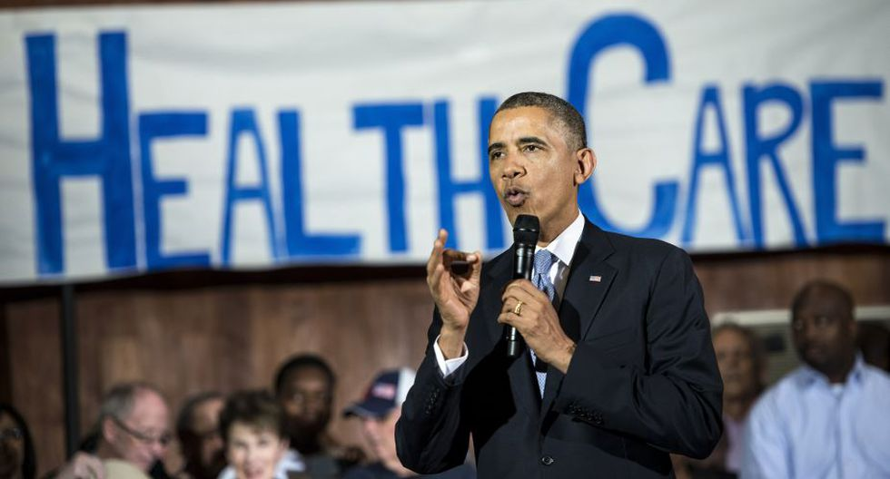 El presidente norteamericano Barack Obama defiende su nuevo sistema de salud (Foto: AFP)