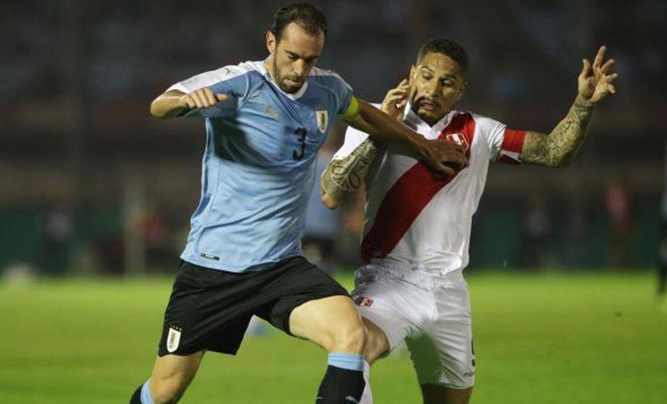 Perú y Uruguay se volverán a ver las caras en el Estadio Nacional de Lima. (Foto: @SelecionPeru)