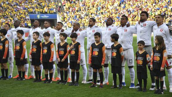 La selección peruana jugará ante Paraguay y Brasil en las dos primeras jornadas de Eliminatorias. (Foto: AFP)