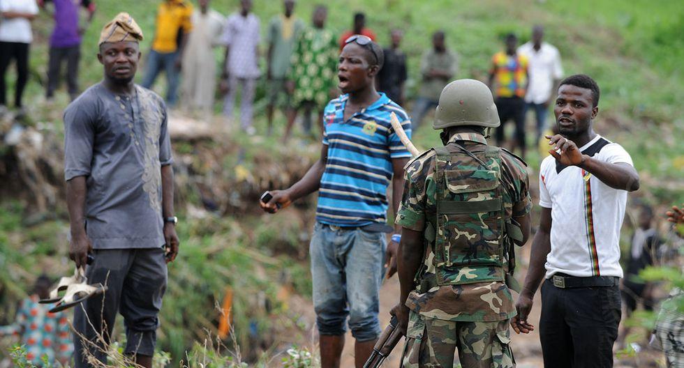 Nigeria afronta una ola de violencia en el noroeste. (Foto: AFP/Archivo)