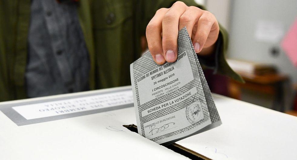 Italia debate si jóvenes de 16 años pueden tener el derecho a voto. (Foto: AFP/Archivo)