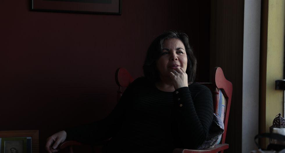 Rocío Silva Santisteban admitió que ella tuvo algunos contactos con el Partido Morado. (Foto: GEC)