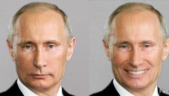 FaceApp está de moda. Vladimir Putin ya fue víctima de esta app.