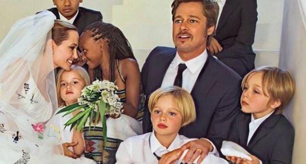 El antes y después de Shiloh Jolie Pitt, la hija de Angelina y Brad   Espectáculos   Publimetro Perú