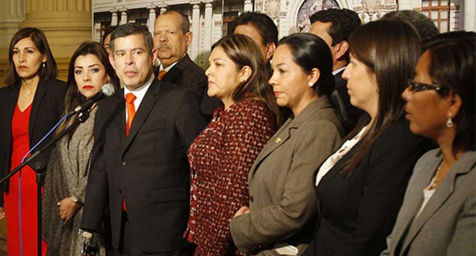 Fuerza Popular ha recibido críticas por abstenerse en votación para la reforma del CNM. (Foto: Agencia Andina)