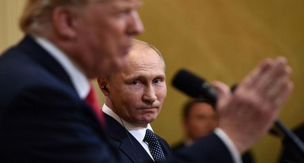 Las sanciones contra el país dirigido por Vladimir Putin fue adoptada en represalia por el envenenamiento del ex espía ruso -AFP