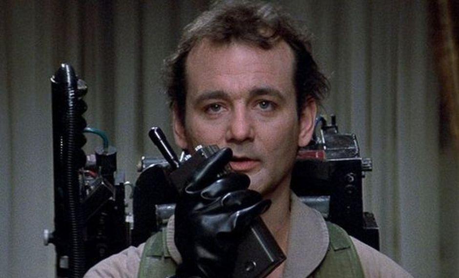 El actor ya interpretó a Dr. Venkman en la cinta original. (Foto: Columbia Pictures)