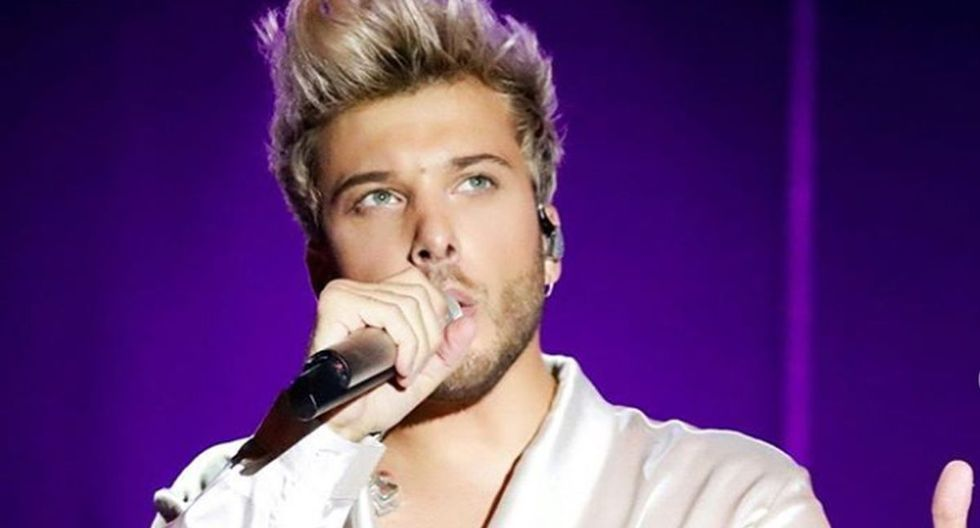 Blas Cantó representará a España en Eurovisión 2020. (Foto: Instagram)