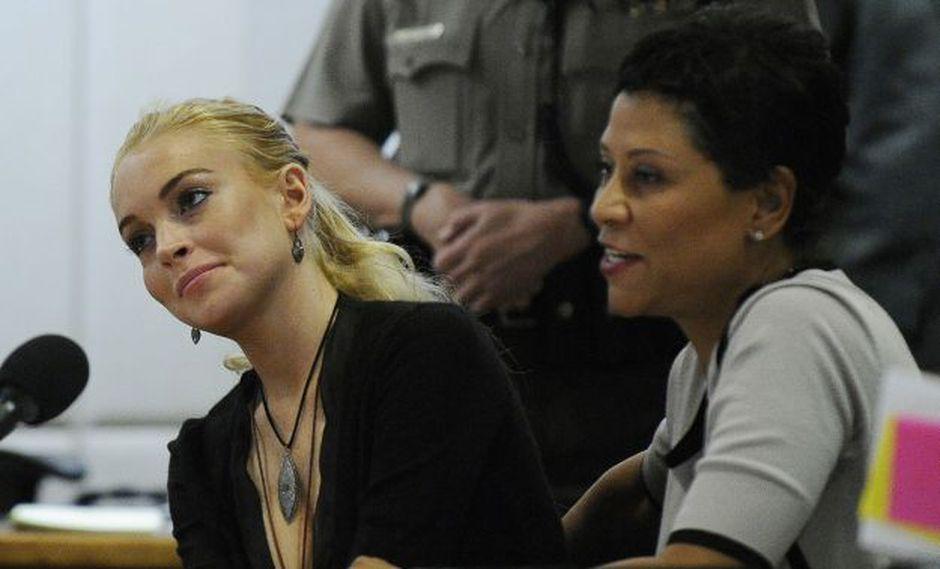 Lindsay Lohan pierde su libertad condicional y volvería a prisión